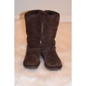 EUC Brown tall classic Ugg boots
